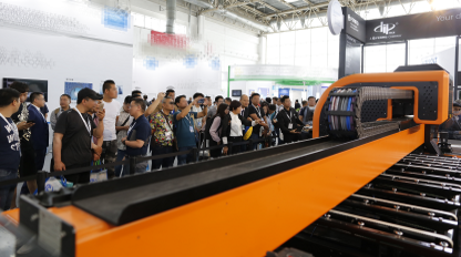 Dip-Tech showcased exceptional advances in architectural, automotive, appliances, and container glass printing ay China Glass 2019