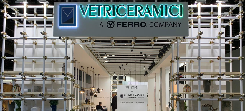 Coverings 2019 is the not-to-be-missed spring event for Vetriceramici Ferro in 2019.