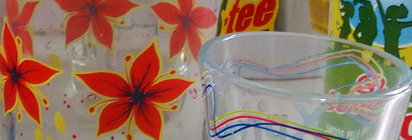 Transparent Glass Colors for Decal Application-Ferro 31 Series