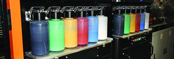 Digital Ceramic Inks for Printing on Glass-Ferro
