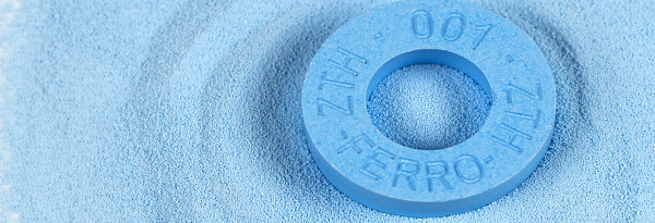 FERRO'S CERAMIC PROCESS TEMPERATURE CONTROL RINGS