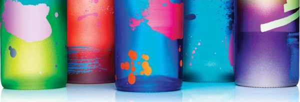 Organic Screen Printing Inks and Coatings for Glass Bottle Decoration