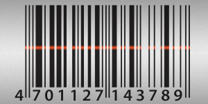Laser Marking Aerosols for Metal Barcodes